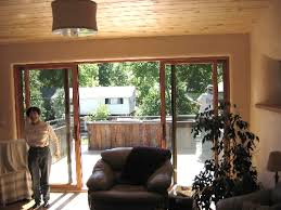 large sliding patio doors: heat travels rapidly through glass when there is a large temperature difference between indoors and outdoors in winter the cold glass surface pulls heat
