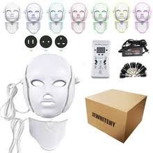Buy <b>led facial mask</b> and get free shipping on AliExpress - 11.11 ...