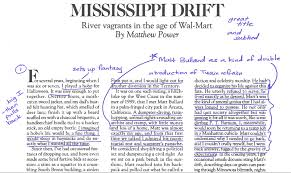 why s this so good no matthew power and mississippi drift for v v ganeshananthan s hand annotated copy of ldquomississippi drift rdquo published here