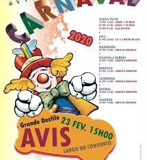 AVIS: Carnaval são três dias