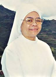 Sister Mary Angela Barrios, SPC holds a master's degree in Mass Media Communication and a doctorate degree in Linguistics from the Ateneo de Manila ... - tn_Barrios