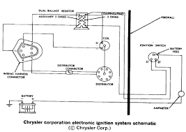 chrysler electronic ignition system