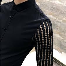 2019 <b>Men's</b> high quality Pure cotton business <b>long sleeved shirt</b> ...