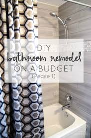 diy kitchen renovation lemon gorgeous bathroom and done by renovating in phases rather than the cas