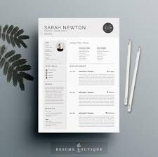 the best cv resume templates examples design shack moonlight resume template