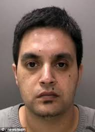 Gang jailed after they ambushed trainee pilot Zahid Khan then held him for 7 ... - article-2610127-1D414D6D00000578-783_306x423