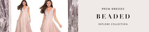 <b>Beaded Prom</b> Dresses | La Femme