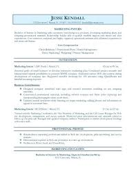 resume examples  example resumes objectives career objective    example resumes objectives   professional experience as marketing intern