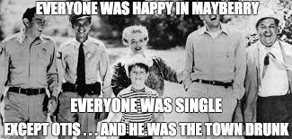Image result for mayberry aunt bee gif images
