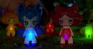 Glimmies, миниатюрные коллекционные светящиеся <b>игрушки</b>