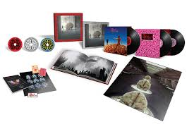 <b>Rush</b> to Release 40th Anniversary Edition of '<b>Hemispheres</b>'