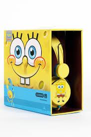 <b>Наушники COLOUD Spongebob</b> (<b>Square</b>)   www.gt-a.ru