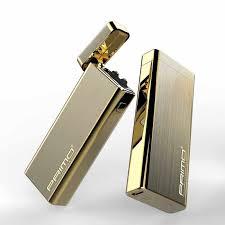 <b>Double Arc</b> Pulse Cross Ligthers Smoking Lighter <b>USB Electric</b> Dual ...