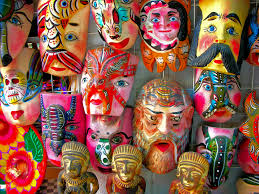 Image result for mexican masks