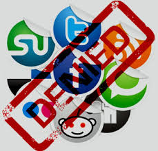 Image result for no social media