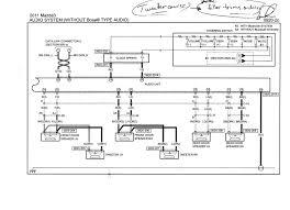 mazda radio wiring diagram mazda wiring diagrams