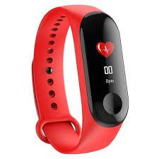 Купить <b>Браслет ZDK M3</b> Simple красный в каталоге с доставкой ...