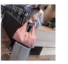 <b>Women Men</b> WaterProof <b>Travel Bag Nylon</b> Large Capacity <b>Bags</b> ...