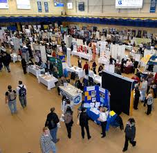 career fair a smart choice for a smart future madison college it will look something like this