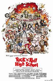 Assitir Rock 'n' Roll High School – Lege