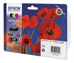Чернильница <b>Epson</b> MultiPack <b>XP33</b>/<b>203/303</b> Bk,C,M,Y ...
