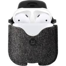 Купить <b>Чехол Twelve South для</b> кейса Apple AirPods, канвас ...