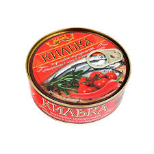 "<b>Килька балтийская</b> с чили в томатном соусе ""<b>Laatsa</b>"", 240гр ..."