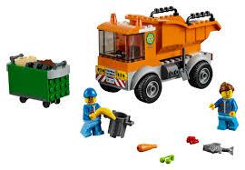 <b>Мусоровоз 60220</b> - <b>LEGO</b>® City - Инструкции по сборке ...