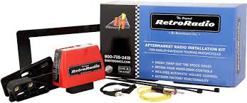 Biketronics <b>BT1005X</b> Fairing and Wiring <b>Kit</b> Install and connect a ...