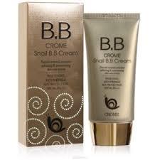 <b>BB cream</b> Crome Snail - «Почему ВВ крем с муцином улитки от ...
