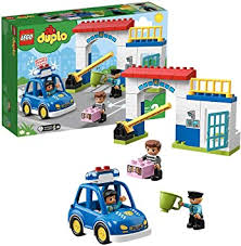 <b>LEGO 10902 DUPLO Town</b> Police Station with Light and Sound ...