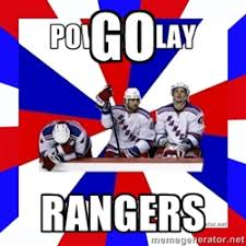 New York Rangers | Meme Generator via Relatably.com