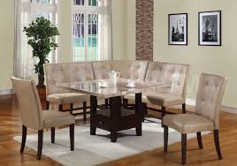 unique white breakfast nook dining breakfast furniture sets