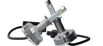 Основные недостатки светодиодных <b>ламп</b> для головного <b>света</b> ...