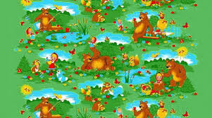 Купить <b>комплект детского постельного белья</b> в интернет магазине
