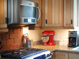 Lighting For Kitchen Easy Under Cabinet Kitchen Lighting Hgtv