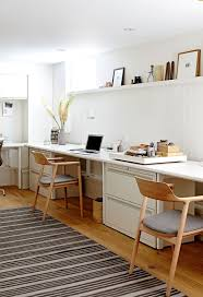 office so heres a story i recently stumbled upon this post with a tour of suzanne dimmas basement renovation along with a link to the rest of her apex funky office idea