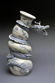 Ceramic Sculpture Dragon by Johnsontsang | Daily <b>Inspiration</b> ...