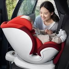 Xiaomi выпустит поворачиваемое <b>детское автокресло QBORN</b> 360