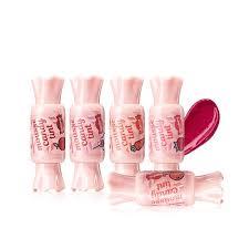 <b>Тинт</b>-<b>мусс для губ Конфетка</b> The Saem Saemmul Mousse Candy Tint