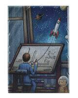 "«<b>Картина на дереве</b> - открытка из Санкт-Петербурга ""Питерские ..."