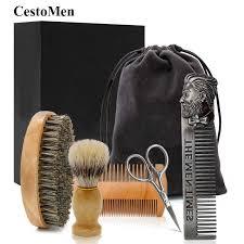 CestoMen набор для ухода за бородой Подарочная коробка ...