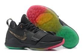 "Cheap Paul George NIKEiD PG 1 ""Nike <b>Rise and Shine</b>"" Pack Black ..."