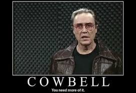 Christopher Walken Cowbell Quotes. QuotesGram via Relatably.com
