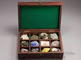 <b>Коллекции минералов</b> купить