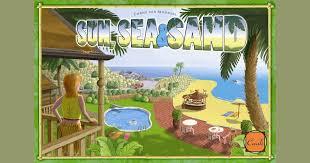 Sun, <b>Sea & Sand</b> | Board Game | BoardGameGeek