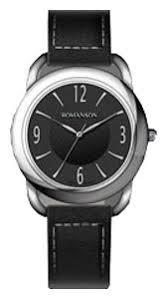 Наручные <b>часы ROMANSON RL1220LW</b>(<b>BK</b>)<b>BK</b> — купить по ...