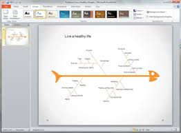 free fishbone diagram templates for word  powerpoint  pdfpowerpoint fishbone diagram template
