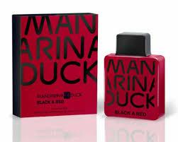 <b>Mandarina Duck Black &</b> Red 2016 for Men Spray Genuine 3.4 Oz ...