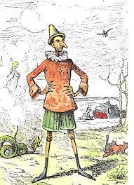Приключения Пиноккио — Википедия